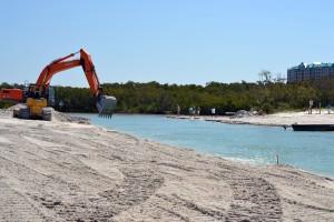 Clam Pass Dredging - Pelican Bay