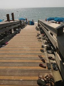 Shoe drop Pelican Bay Naples FL