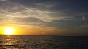 December 2013 Sandpiper Beach Sunset Pelican Bay Naples FL