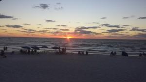 Pelican Bay Sunset