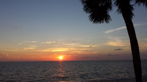 Ready to see  your special sunset in Pelican Bay?
