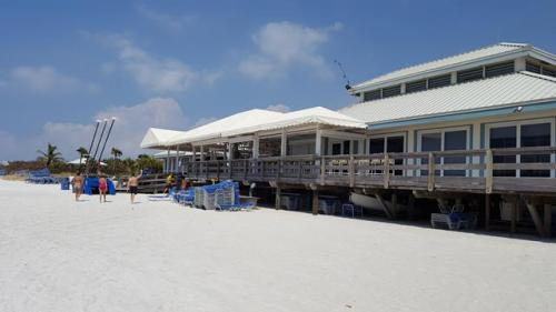 Sandbar Beach Pavilion in Pelican Bay